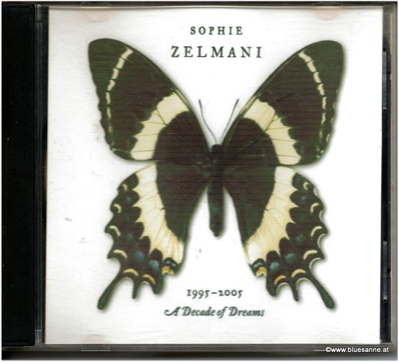 Sophie Zelmani A Decade of Dreams CD