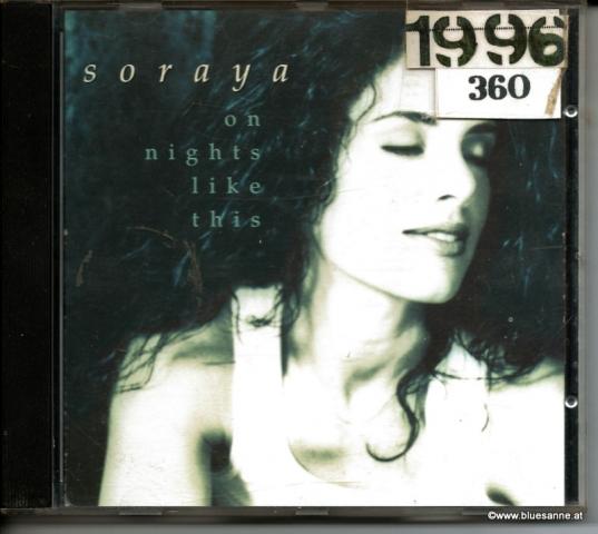 Soraya - On nights like this - CD