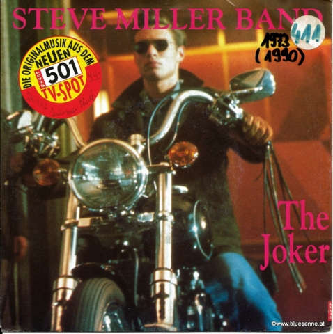 Steve Miller Band The Joker 1990 Single