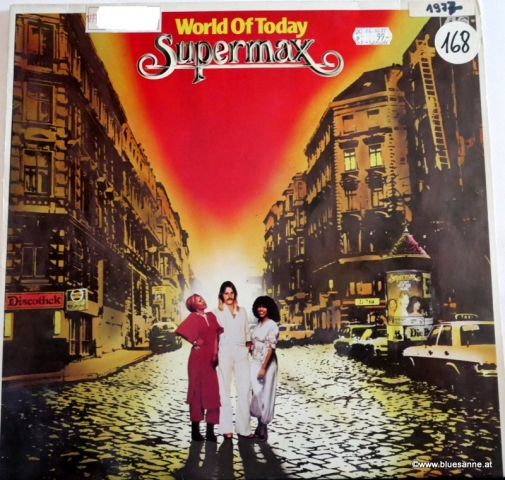 Supermax World of Today 1977 LP