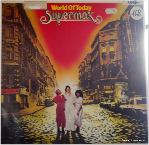 Supermax World of today LP