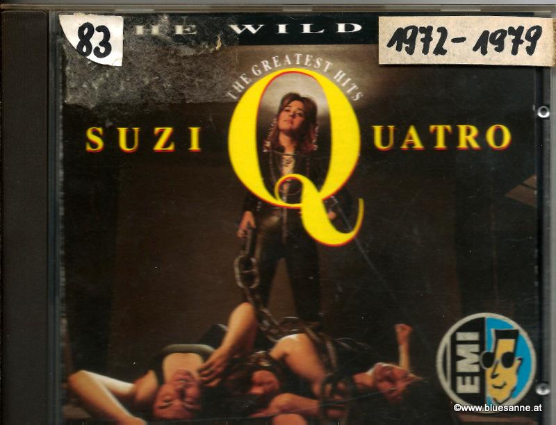 Suzi Quatro – The Wild One The Greatest Hits 1990 CDSingle