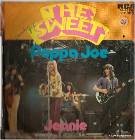 Sweet Poppa Joe  1971 Single