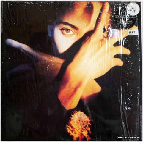 Terence Trent DArby ‎Terence Trent Neither Fish Nor Flesh 1989 LP
