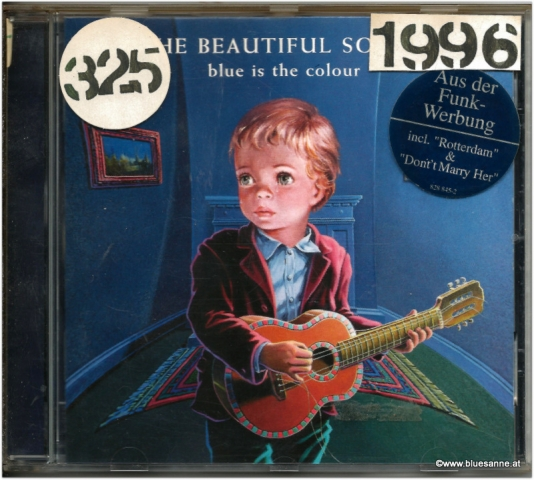The Beautiful South Blue is the colour 1996 CD