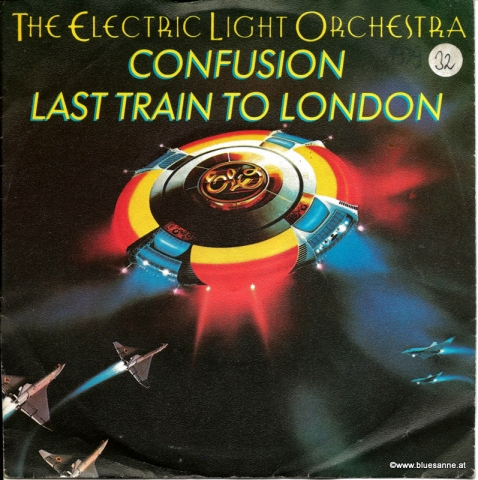 The Electric Light Orchestra ‎– Confusion 1979