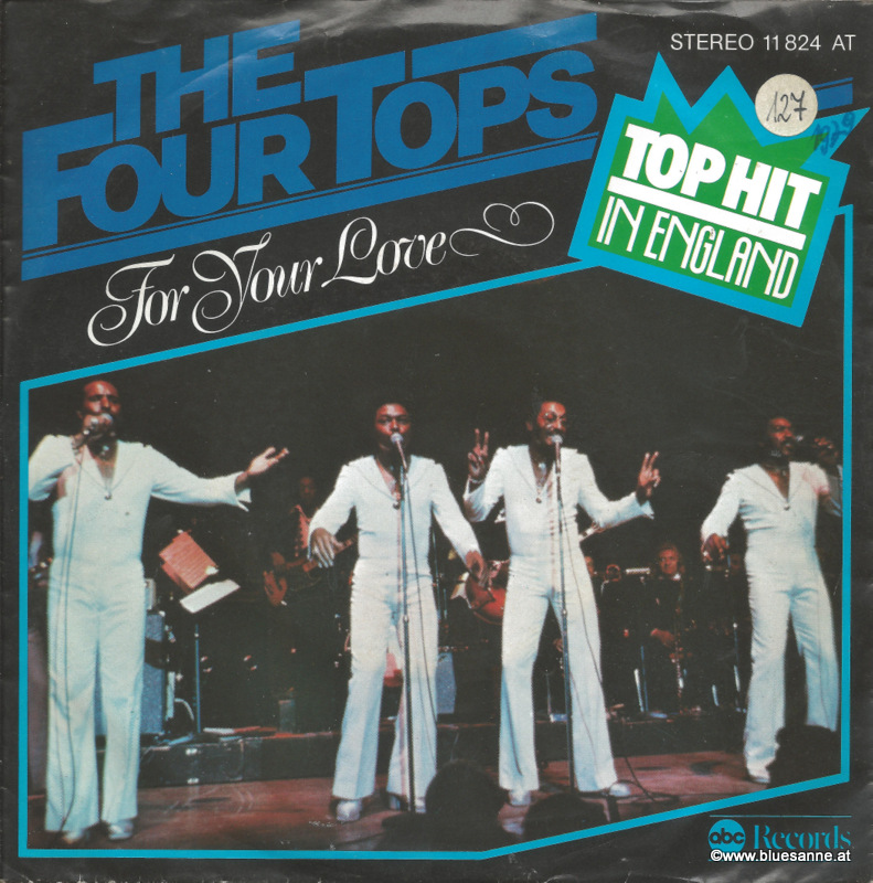 The Four Tops – For Your Love 1977
