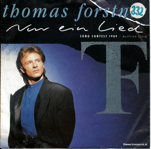 Thomas Forstner – Nur ein Lied 1989