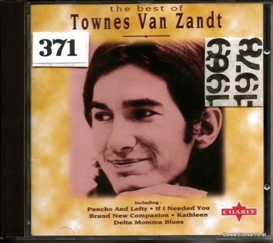 Townes Van Zandt – The Best Of 1996 CD