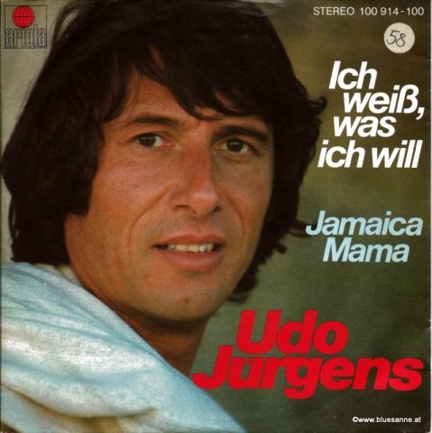 Udo Jürgens – Ich weiß was ich will 1979 Single