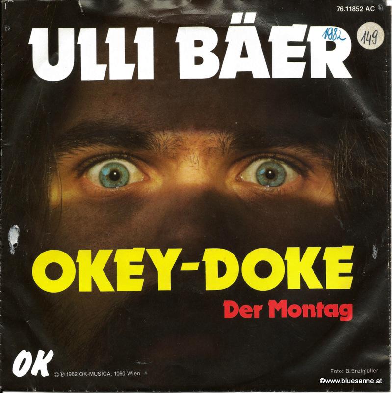 Ulli Bäer – Okey-Doke 1982