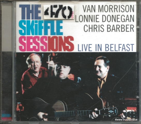 Van Morrison, Lonnie Donegan, Chris Barber ‎– The Skiffle Sessions1998 CD