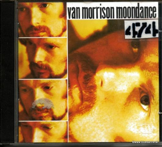 Van Morrison  Moondance1971 CD