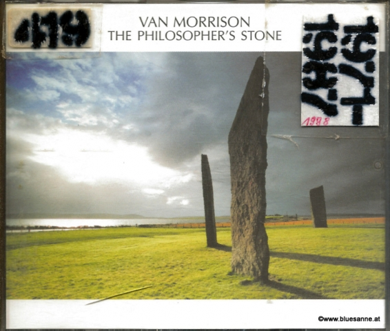 Van Morrison The Philosophers Stone1998 Doppel-CD