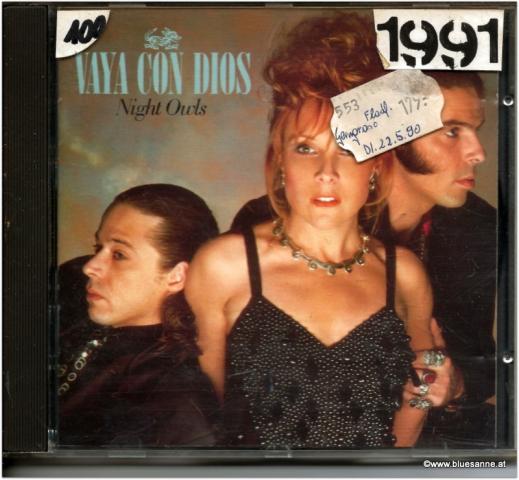Vaya on Dios Night Owls CD