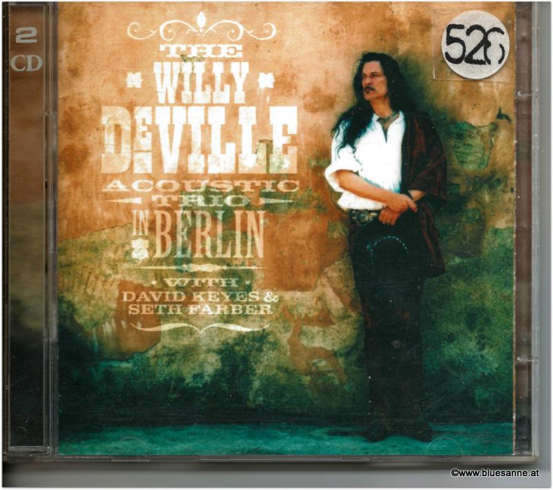 Willy DeVille In Berlin Doppel-CD