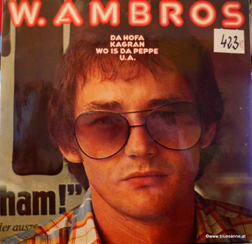 Wolfgang Ambros 1974 LP