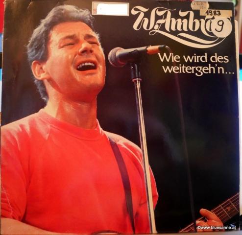 Wolfgang Ambors Wie wird des weitergeh´n 1983 LP
