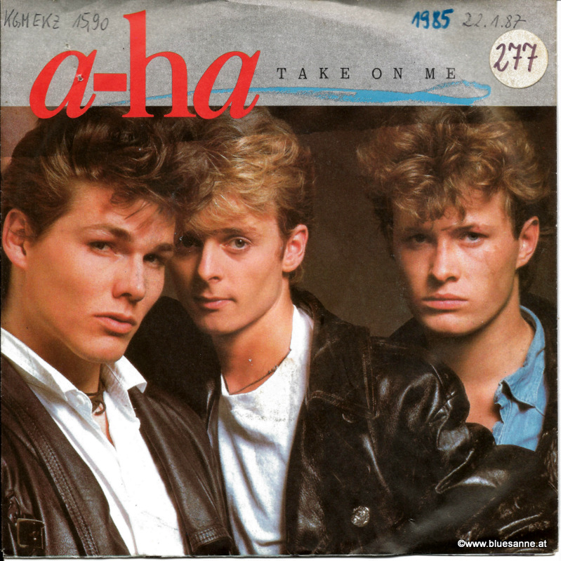 a-ha ‎– Take On Me 1985