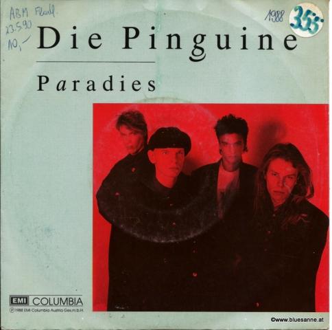 Die Pinguine  . Paradies 1988