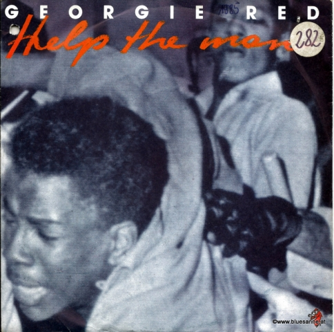 Georgie Red – Help The Man 1985 Single