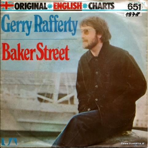 Gerry Rafferty - Baker Street 1978