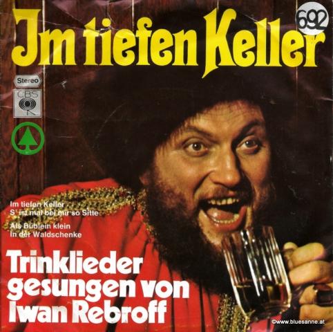 Iwan Rebroff  – Im tiefen Keller 1968