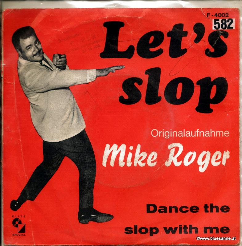 Mike Roger Lets Slop 1964 Single