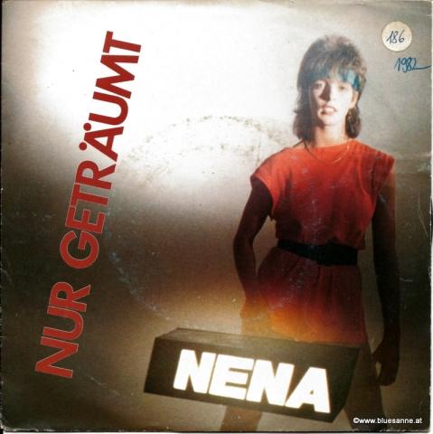 Nena – Nur geträumt 1982 Single