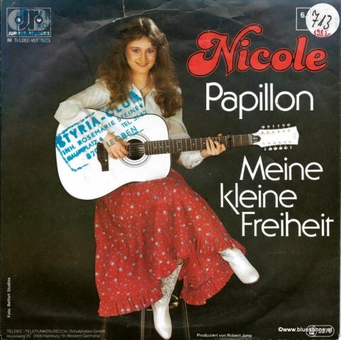 Nicole – Papillon 1982