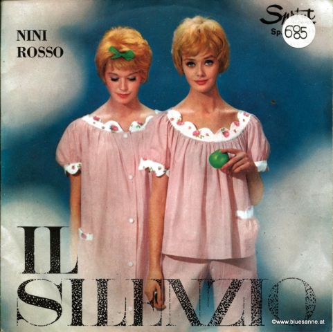 Nini Rosso – Il Silenzio 1964