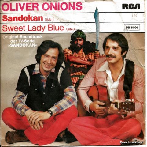 Oliver Onions – Sandokan 1976