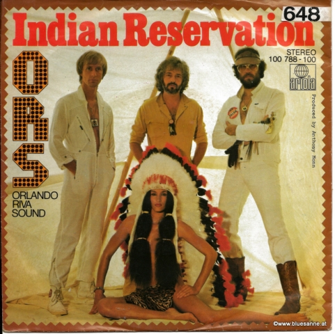 Orlando Riva Sound - Indian Reservation 1979