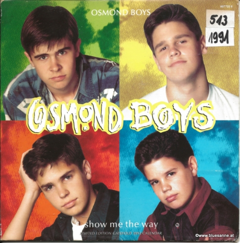 Osmond Boys - Show me the way 1991