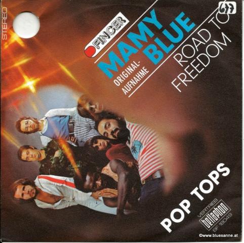 Pop Tops – Mamy Blue 1971