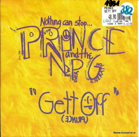 Prince And The New Power Generation – Gett Off 1991