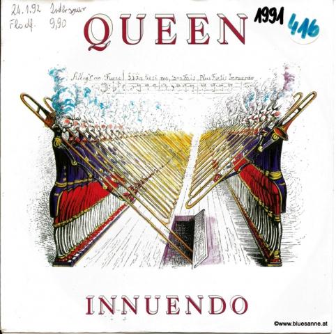 Queen- Innuendo 1991