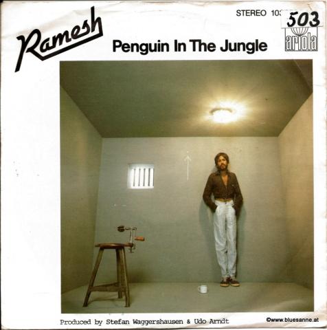 Ramesh – Penguin In The Jungle 1981