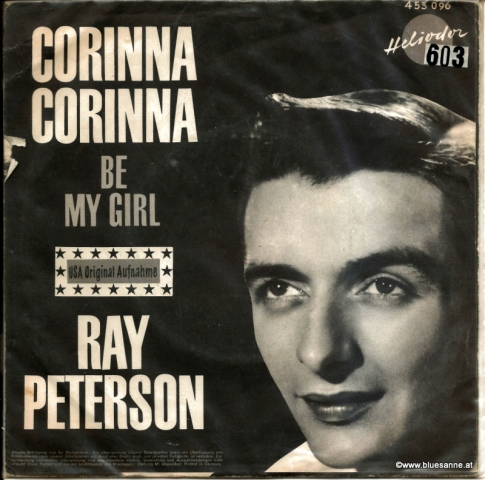 Ray Peterson – Corinna Corinna 1960