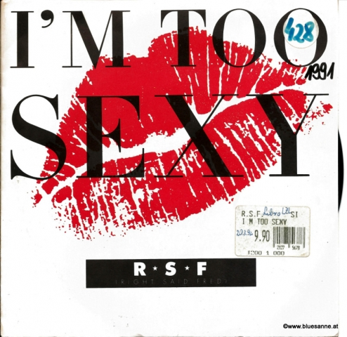Right Said Fred – I´m Too Sexy 1991