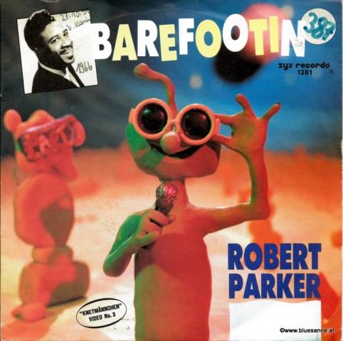 Robert Parker – Barefootin´ 1966/1987