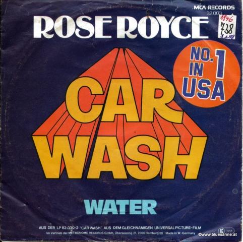 Rose Royce – Car Wash 1977