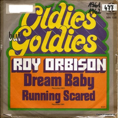 Roy Orbison – Dream Baby 1973/1961