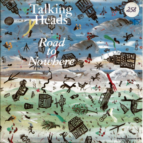 Talking Heads Road to nowhere 1985 Single