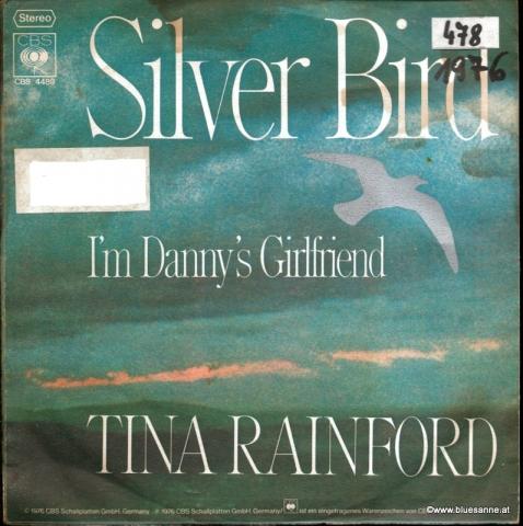 Tina Rainford – Silver Bird 1976