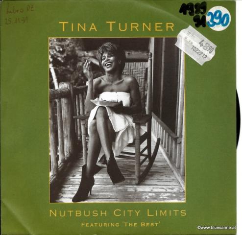 Tina Turner Nutbush City Limits 1991 Single