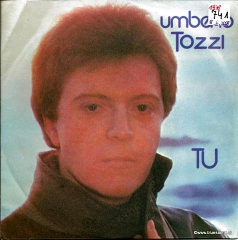 Umberto Tozzi Tu 1978 Single