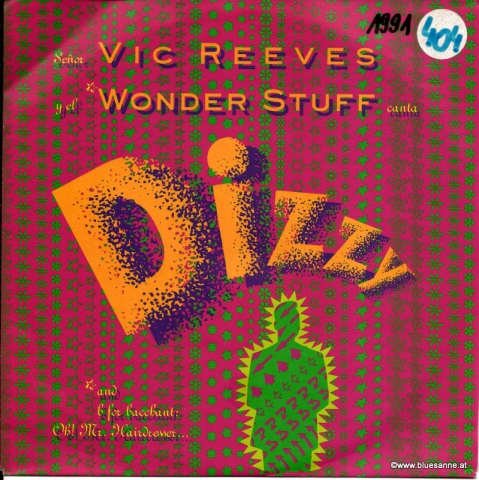 Vic Reeves – Dizzy 1991