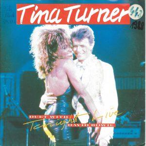 Tina Turner + David Bowie - Tonight 1988