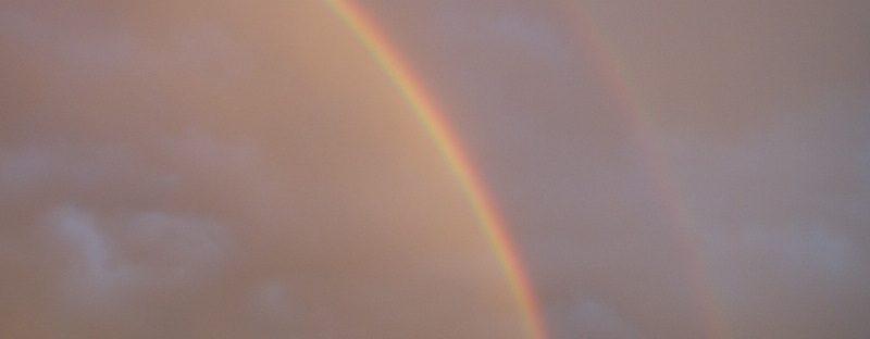 Doppelregenbogen 270810
